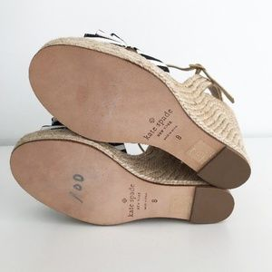 7e8d54f5b2c9 Kate Spade Shoes - Kate Spade Carmelita Espadrille Wedge Sandal NEW!